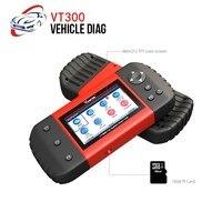 Vdiagtool VT300 Mult languages Full System Basic Diagnosis OBD2 Scanner BRT,Oil Reset,EPB,DPF Automotive Scanner