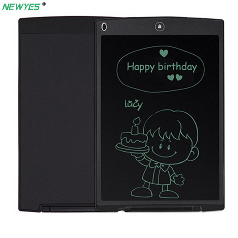 NEWYES 12 LCD Writing Tablet font b Digital b font Drawing Tablet Handwriting Pads Portable Electronic