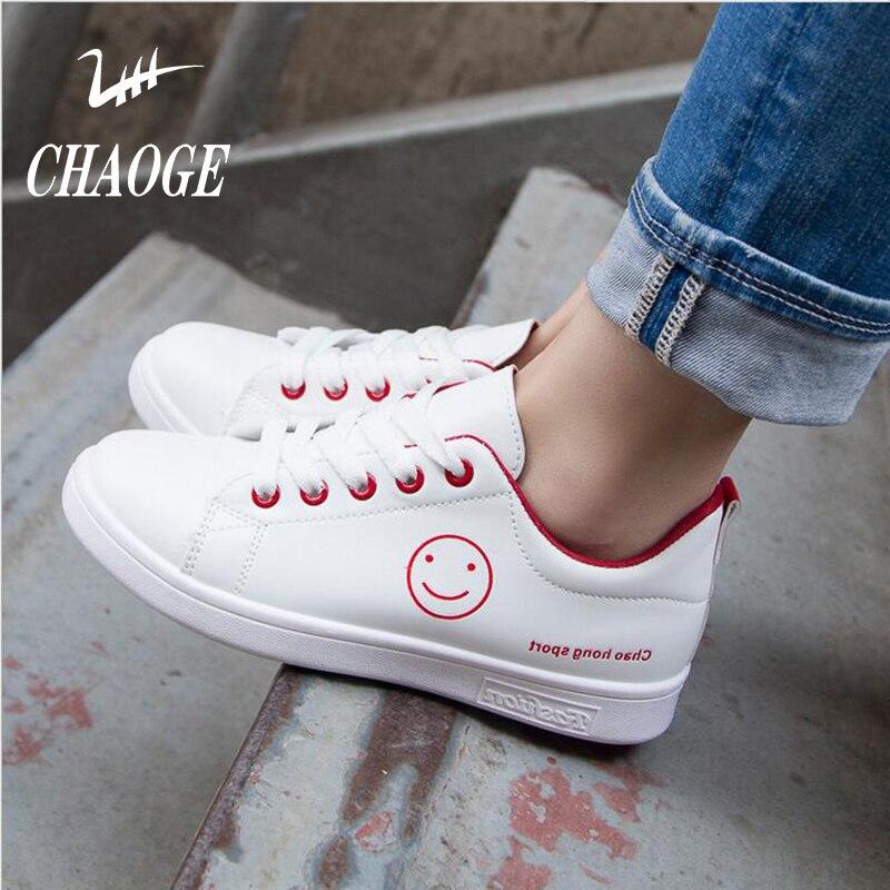 Prix pour 2017 printemps sur la nouvelle jeunesse era visage souriant petit blanc chaussures doux ultra dames de fiber de basse aide conseil chaussures livraison gratuite #2