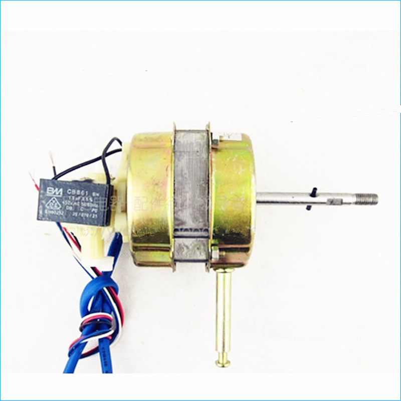 US $35 16 12% OFF|electric fan motors,AC 220V 60W fan motors,Copper wire  Desktop Fan Motor,Free Shipping J14453-in AC Motor from Home Improvement on