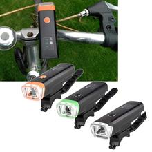 Shark Tiger Bike Front Light Intelligent Mountain Charging Waterproof Torch Riding Lighting Perception
