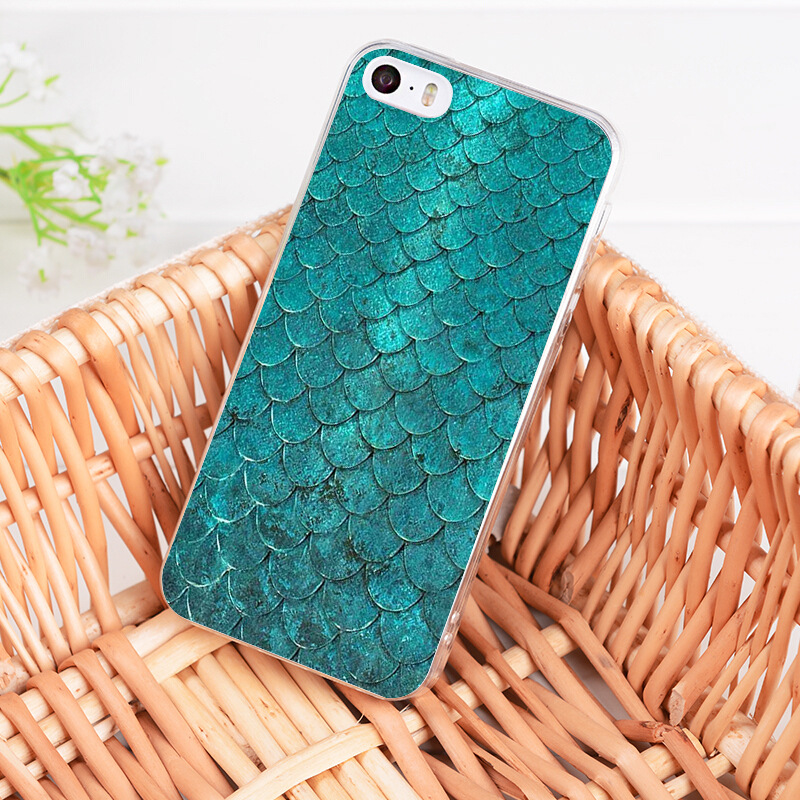 how to send photos from iphone to android maiyaca fashion shell mermaid scale phone cover 20997