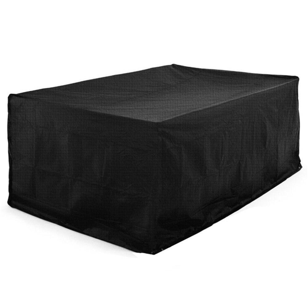 Большой Размеры квадратных случаях Пылезащитный чехол брезентом садовая мебель плоскости случае слеза/непогоды полиэтилена тканевый чехо...