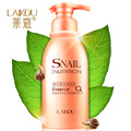 The snail incense moisturizing body lotion 250 g can protect wet moist skin