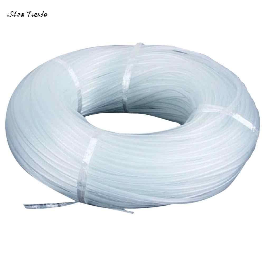 ホット販売 4*6 ミリメートル酸素ポンプホースエアーバブルストーン水族館の水槽池ポンプ 8 メートルまたは 4 メートルソフトポンプホース気泡ポンプ