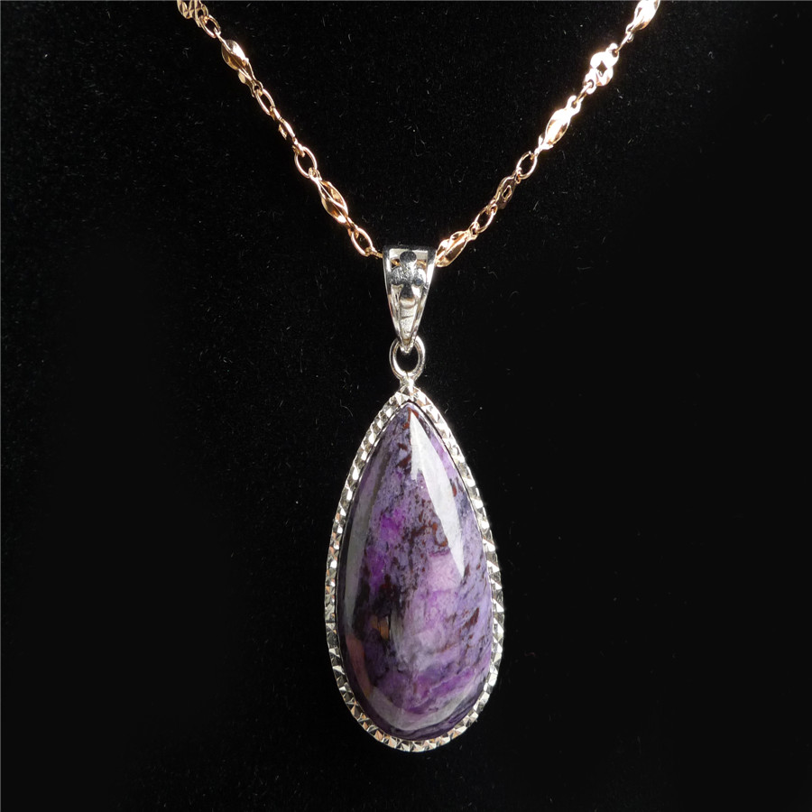 products co handcrafted by sugilite sterling pendant pendants silver ana