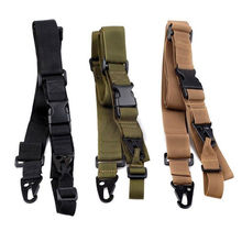 3 Point Airsoft Hunting Belt Tactical Military Elastic Gear Gun Outdoor Camping
