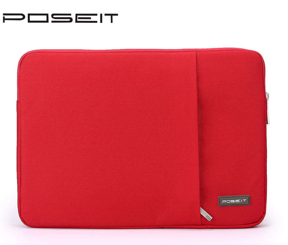 POSEIT Brand 11 13 14 15 15.6 inch Notebook laptop Sleeve Case Carry Bag Pouch for HP Lenovo