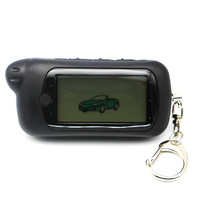 Z5 LCD מרחוק בקר מפתח Fob שרשרת עבור טומהוק Z5 Z3 2-בדרך LCD Starter מרחוק טומהוק Z5 משלוח חינם