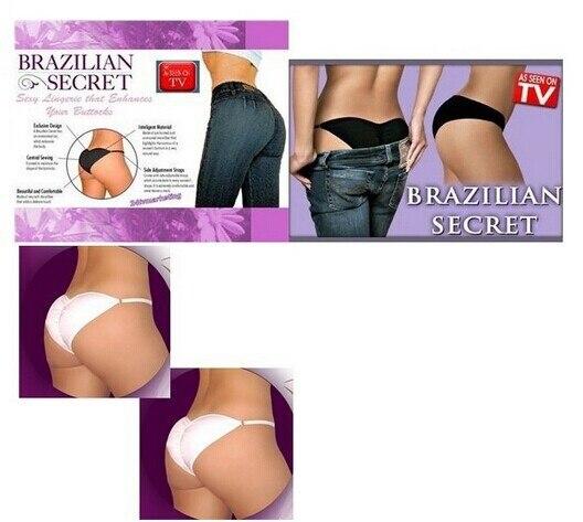 women sexy g strings tangas panty thongs push up Buttocks Brazilian Secret sexy Lingerier pants brief Underwear Padded Panties