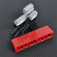 CITALL OBD2B TO OBD1 Conversion ECU Harness Jumper Adapter Wire For Honda Civic Accord Acura Integra 1998 1999 2000 2001 2002