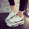 2016 spring and summer shoes women Sneakers thick crust muffin bottom breathable shoes increased single shoes women