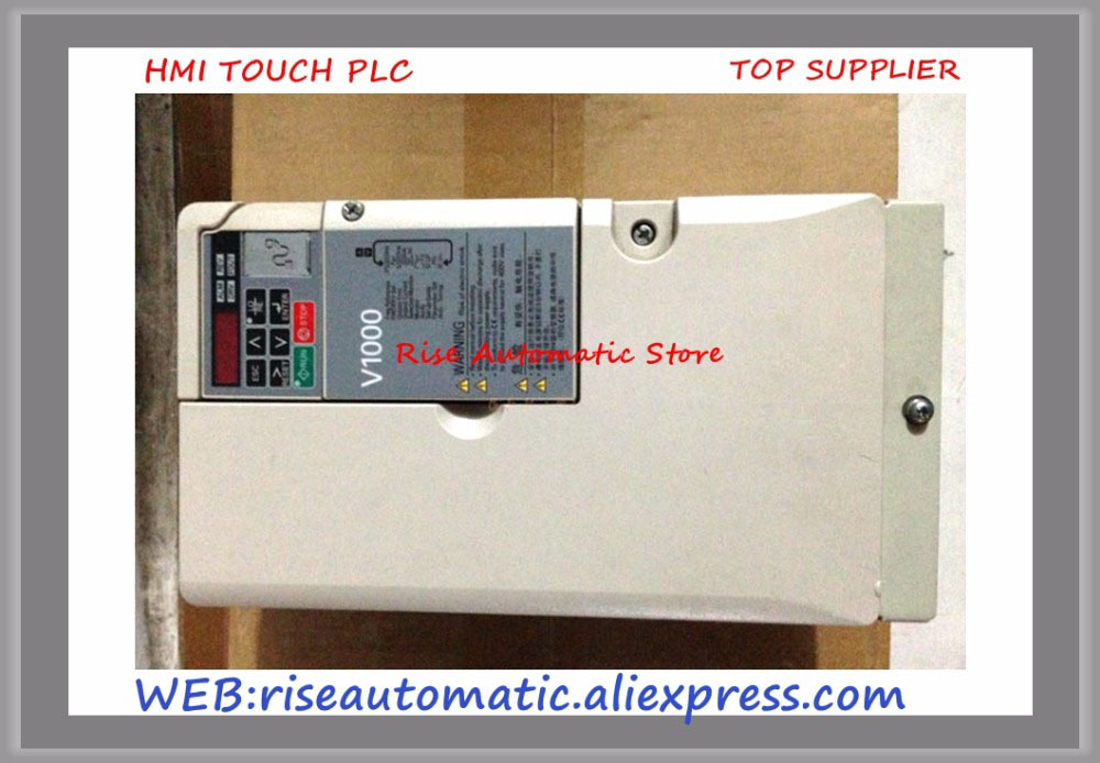 V1000 Inverter CIMR-VB4A0018FBA 5.5KW 380V 90% New 100% test good quality