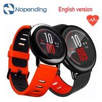 In Stock English Version Original Xiaomi HUAMI AMAZFIT Sport Smart Watch Smartwatch Bluetooth WiFi 512MB 4GB
