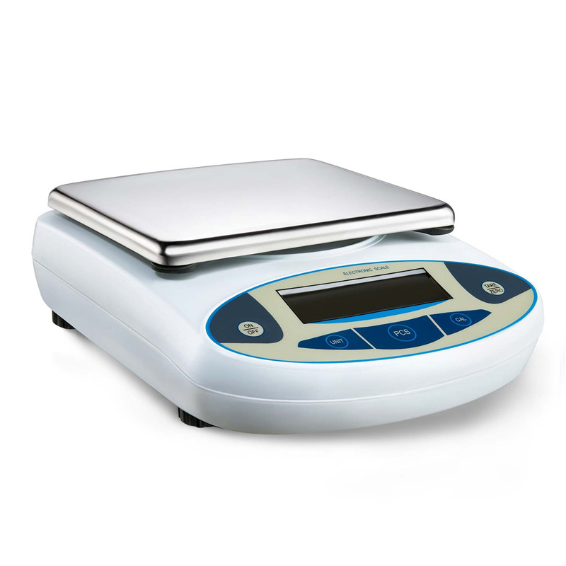 5000g0.01g Analytical Balance Digital Scales Precision Weight Scale Balance Scientific Lab Accuracy Jewelry Kitchen Postal (2)