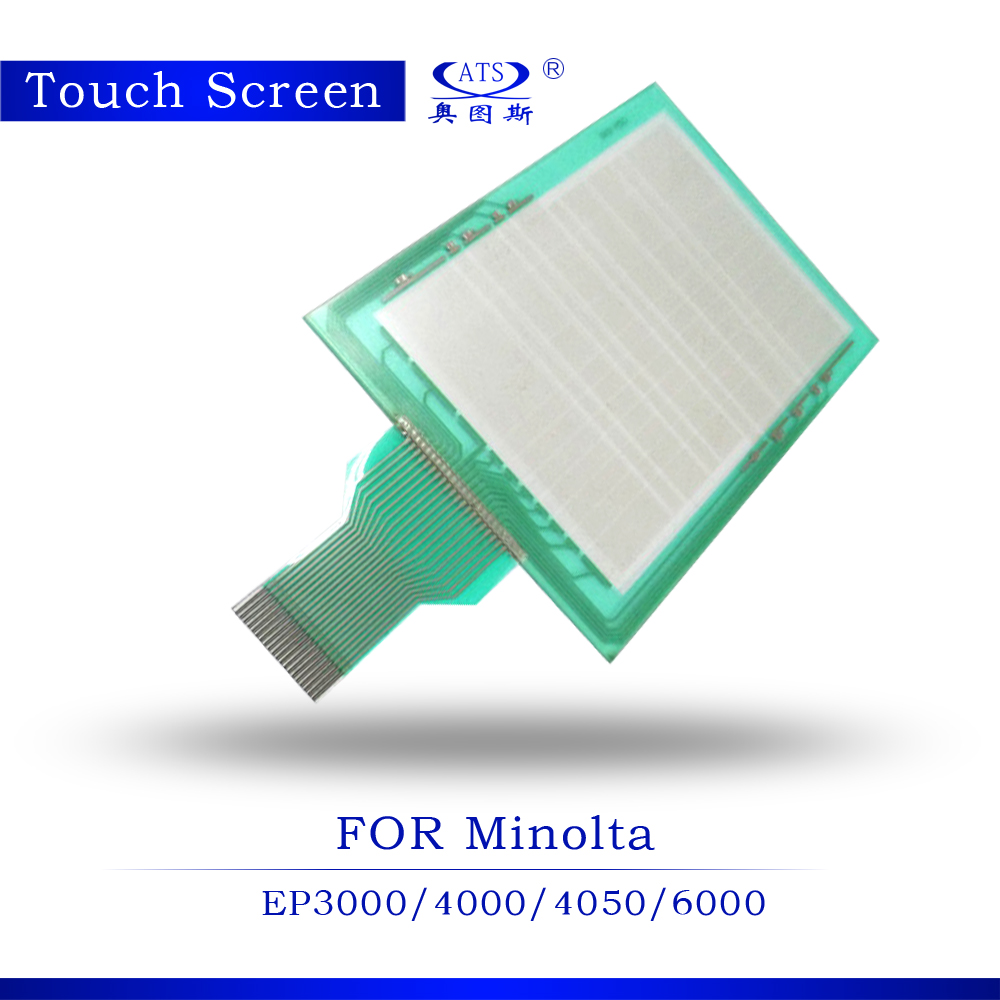 Touch Screen Frame for Minolta EP 3000 4000 4050 6000 Copier Parts <font><b>EP3000</b></font> Touch Screen Panel New Arrival 1PCS Copier Machine image
