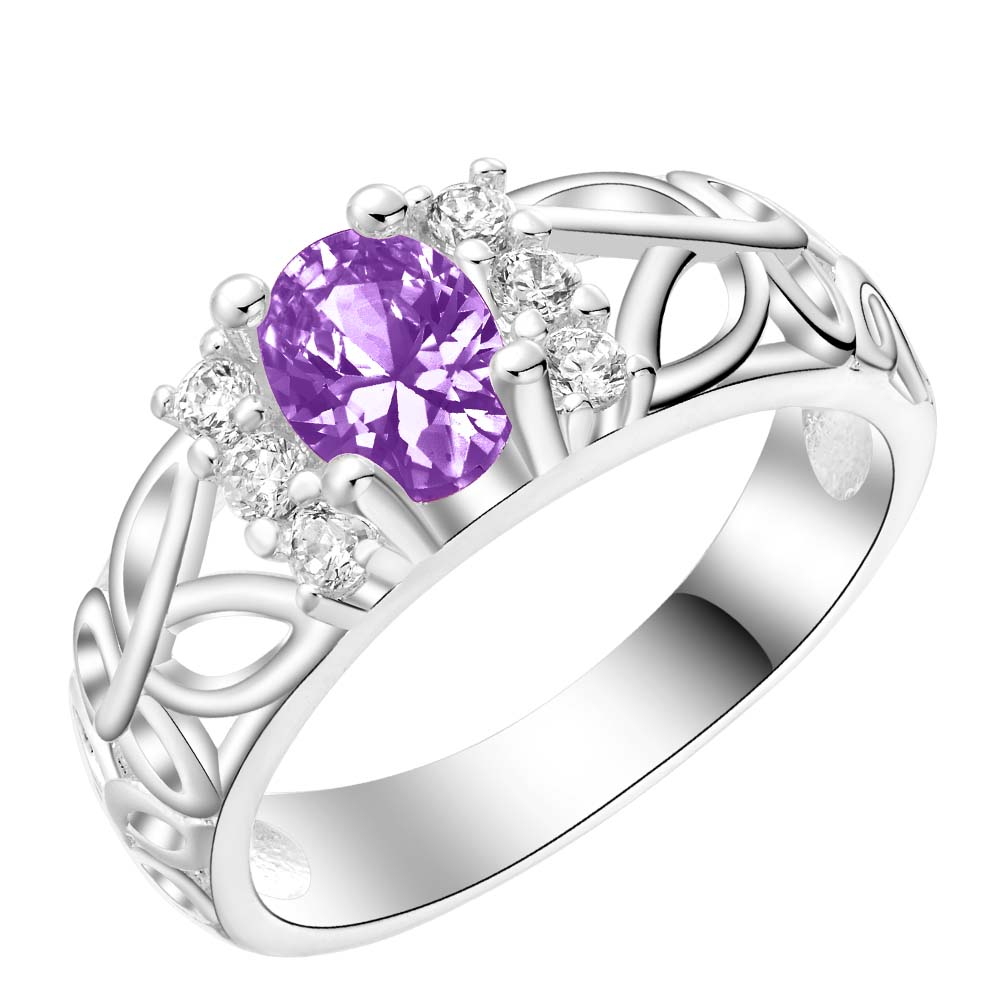buy wholesale cheap amethyst rings from china cheap