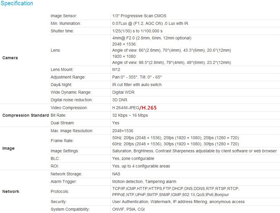 оригинальный чик ДС-2cd3345-я 4мп заменить ДС-2cd3335-я ДС-2cd3332-я ДС-2cd2345-я 3-мегапиксельной сети IC вдов пара поэ ич caemra
