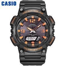 Casio Reloj Multifunción Reloj de Los Hombres Ocasionales de Deportes Al Aire Libre Solar AQ-S810W-8A AQ-S810W-1A2 AQ-S810W-1A3 AQ-S810W-1B AQ-S810W-2A