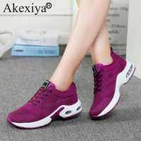 Akexiya новая зимняя и весенняя спортивная обувь для мужчин/женщин размер 35-40 Кроссовки Женские спортивные туфли