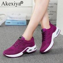 Akexiya Nuovo Inverno e la Primavera Runningg Scarpe Per Gli Uomini/donne di Formato 35 40 scarpe da ginnastica Donna Scarpe Sportive
