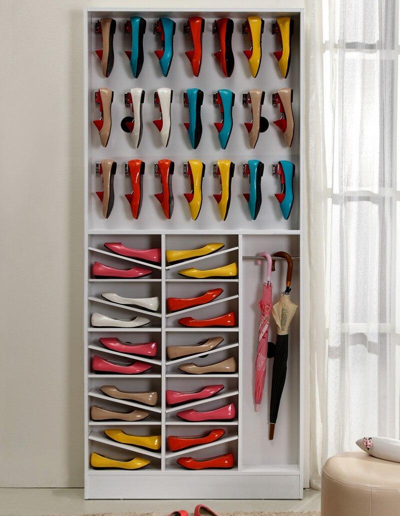 Slim Shoe Cabinet Aliexpresscom Buy Slim Shoe Paint Simple Tipping Off Cabinets