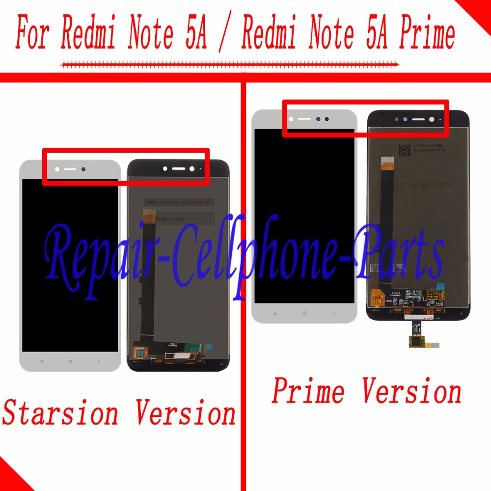 55 Zoll Voll Lcd Display Touchscreen Digitizer Assembly Fr Xiaomi Redmi 5a Hinweis Mdg6 Prime Mdg6s