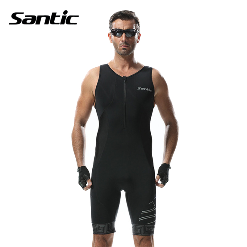 Santic Bike Bicycle Ropa De Ciclismo Maillot Outdoor Breathable Jerseys Clothing Man Cycling Triathlon Sports Anti-sweat Jerseys santic men cycling jerseys pro tour de france triathlon racing team mtb road bike bicycle clothing maillot ropa ciclismo 2017