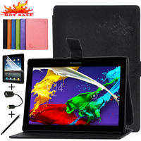 Luxury Business Leather Case Cover For Lenovo Tab 2 A10 70 A10 70F A10 70L A10