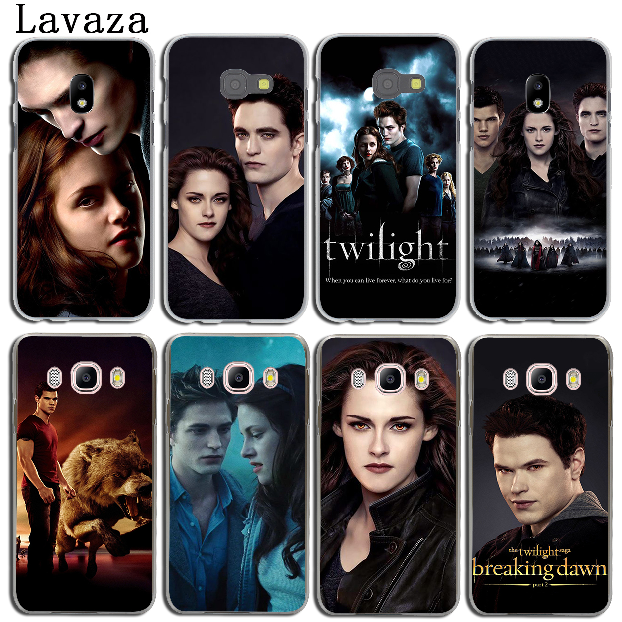 The Twilight Saga Breaking Dawn Part 2 Phone Case for Samsung Galaxy J8 J7 Duo J6 J5 J4 Plus 2018 2017 2016 J2 J3 Prime 2015 image