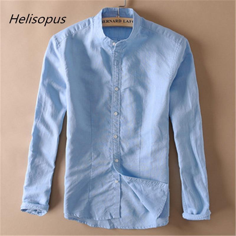NRUTUP Mens Baggy Cotton Linen SOID Color Short Sleeve Retro T Shirts Tops Blouse