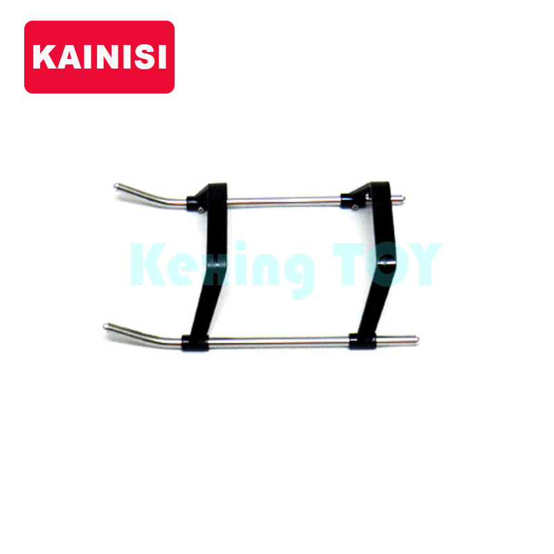 Free shipping Dh9104-18  landing gear Spare Parts For Double Horse 9104 RC Helicopter --KeXing toy free shipping dh 9053 parts gear blade clip balance bar for dh9053 rc helicopters spare parts