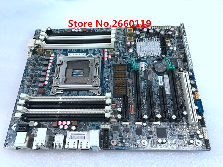 Server mainboard for Z620 619559-001 618264-001 motherboard Fully tested