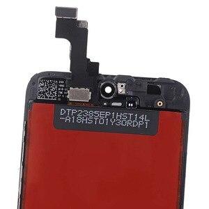 Image 5 - AAA 아이폰 5s lcd 디스플레이 터치 스크린에 대 한 10pcs pantalla 무료 강화 유리 10pcs