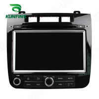 Quad Core 1024*600 Android5.1 Car DVD GPS Navigation Player for VW TOUAREG 2010-2014 Radio Wifi/3G Steering Wheel Control