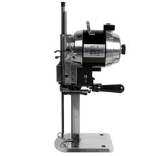 Промышленная машина для резки ткани 10 дюймов 750 Вт 220 В электрический