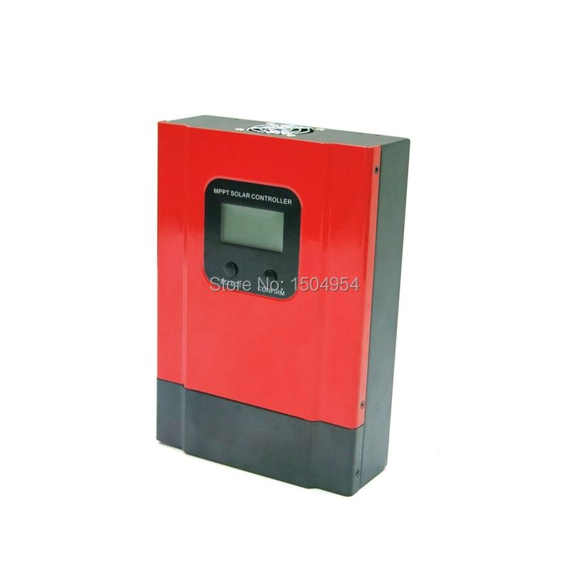 eSmart3-60A 50A 40A 30A 20A MPPT Solar Charge controller 12V 24V 36V 48V Auto Sense Backlight LCD Display Max 150V Input RS485