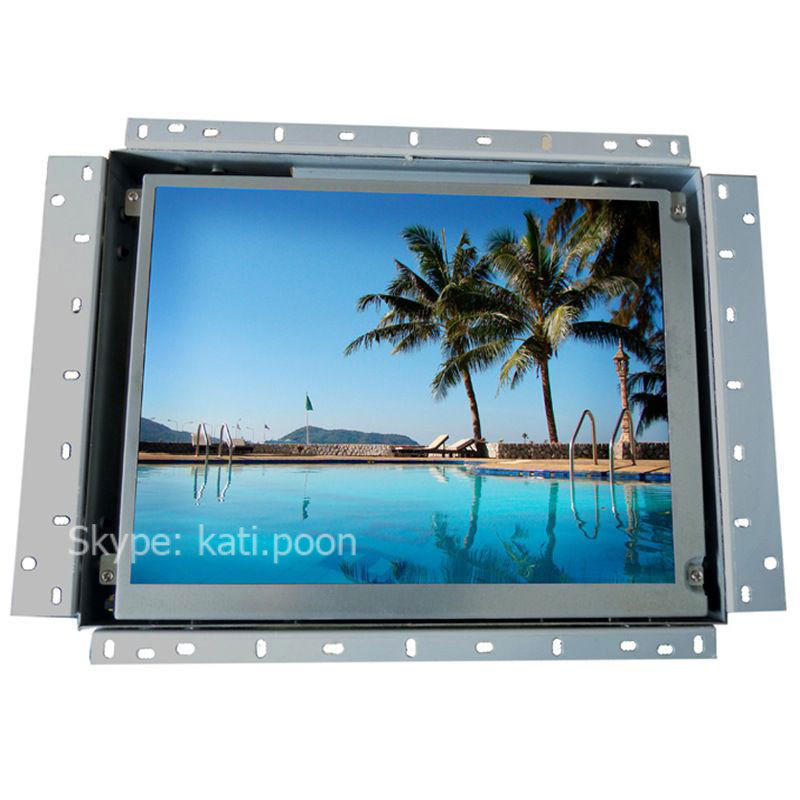 10.1\'\' Android OS Capacitive touchscreen Open Frame lcd monitor-in ...