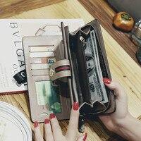 Wallets Women S Purse Carteras Mujer Monederos Para Portfel Female PurseS Women Wallet Portefeuille Femme Portafoglio