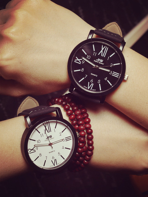 aliexpress com buy oversized watches men sports watch lovers oversized watches men sports watch lovers watches fashion leather rome digital watch erkek kol saati lcc3