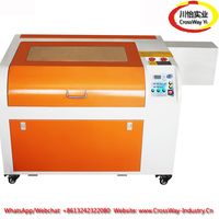 Best Quality CO2 60W 80W Laser engraver Cutter 6040