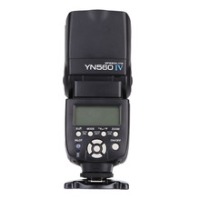 Maha yongnuo yn560 2.4 ghz integrado transceptor sem fio flash speedlite para canon nikon panasonic câmera pentax