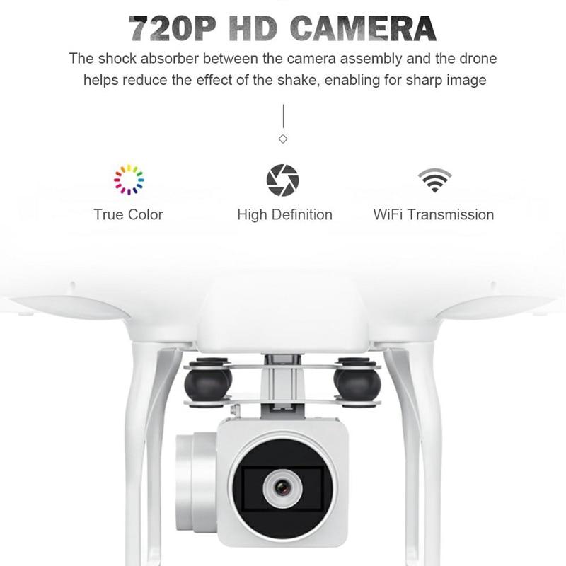 SG700 D Профессиональный Дрон для камеры 720 p/1080 p 4k HD WiFi FPV щетка Пропеллер для мотора длинная батарея воздушный Дрон на ру Квадрокоптер - 2