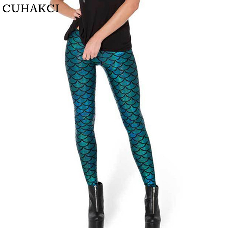 Popular Fish Scale Leggings-Buy Cheap Fish Scale Leggings lots ...