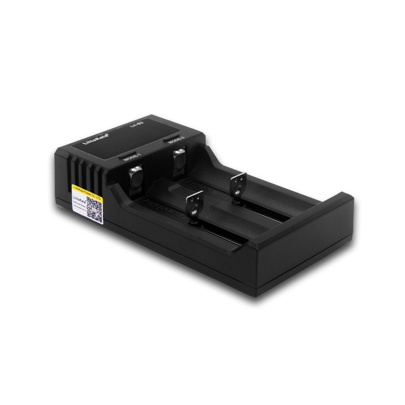 Liitokala Lii S2 Lithium Battery Charger Auto Polarity Detection for 18650 26650 18350 18340 AA AAA Lithium Ion NiMH Battery in Chargers from Consumer Electronics