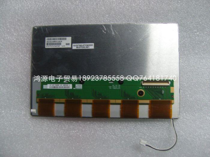 ФОТО Spot supply of original 7-inch C070VW02 V0 AUO car DVD.GPS display display screen 9 into a new