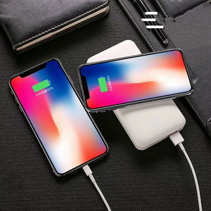 Image 2 - wireless charging power bank case diy Kit Fast Charger Mobile Power Bank Case