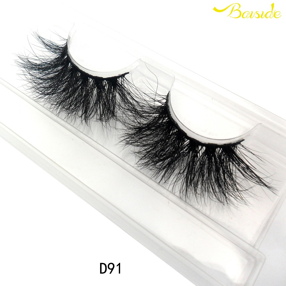 Confident Baiside Lashes 3d Mink Eyelashes Vendor False Eyelashes False Eyelashes