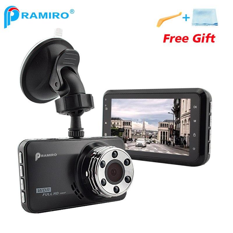 High Quality Car DVR Car Dash Camera 6pcs IR Light Night Vision Novatek NTK96223 FHD 1080P