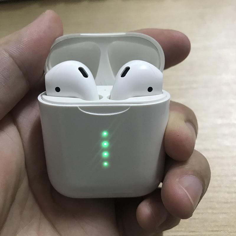 I10 tws Bluetooth Kopfhörer Drahtlose Bluetooth 5,0 Ohrhörer Touch Luft schoten Kopfhörer für IPhone Xiaomi Mobile Android Handys